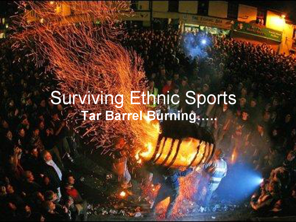 Preview of Surviving ethnic sports