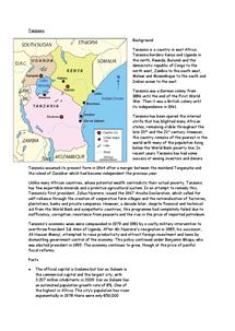 Preview of Tanzania