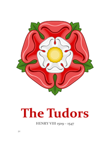 Preview of The Tudors: Henry VIII 1509 - 1547