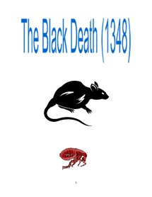 Preview of The Black Death