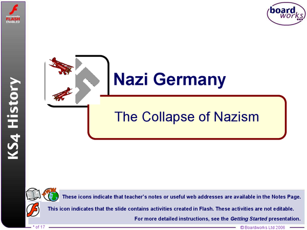 Preview of The Collapse of Nazism