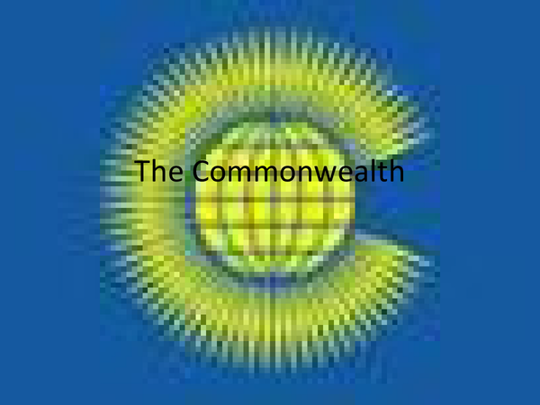 Preview of The Commonwealth
