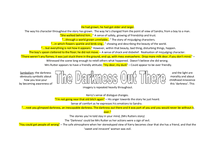 Preview of The Darkness Out There