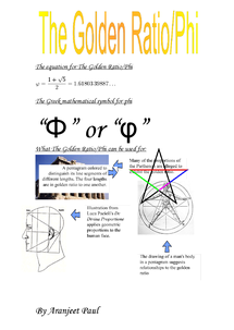 Preview of The Golden Ratio/Phi