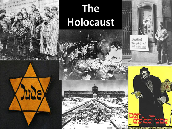 Preview of The Holocaust Powerpoint