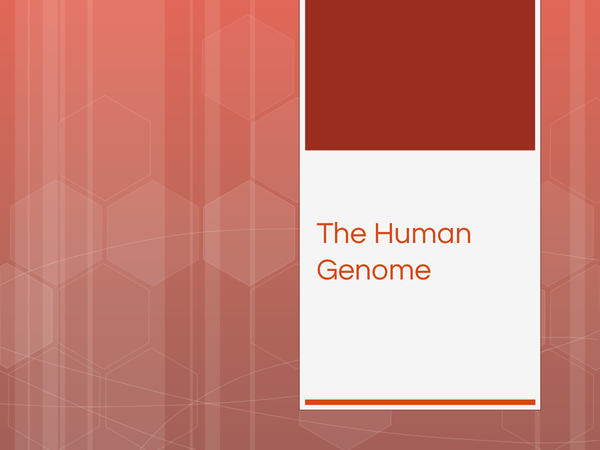 Preview of The Human Genome