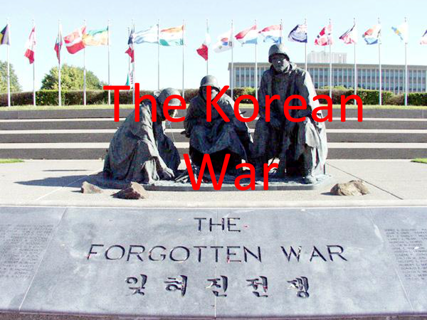Preview of The Korean War