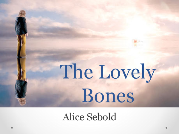 Preview of The Lovely Bones