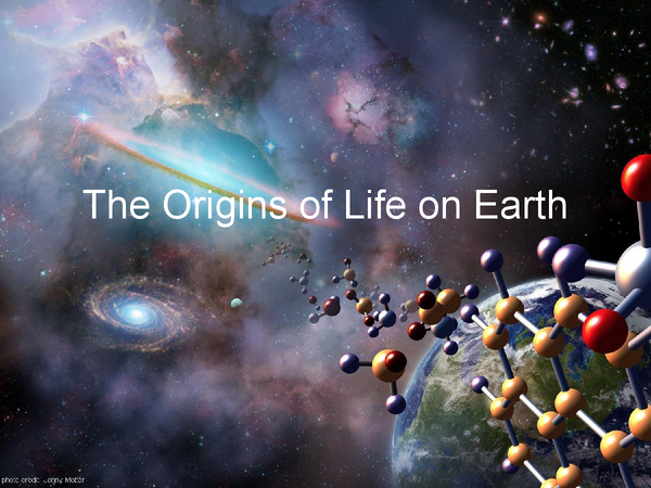 Preview of The Origins of Life on Earth