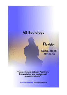 What are the research methods in sociology