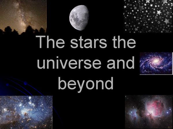 Preview of the stars and beyond