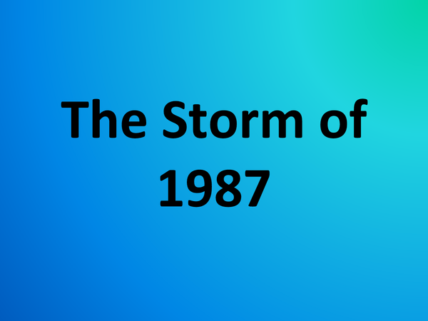 Preview of The Storm of 1987