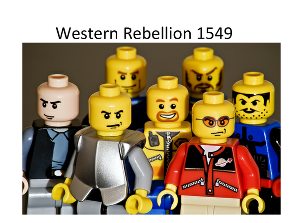 Preview of The Western Rebellion