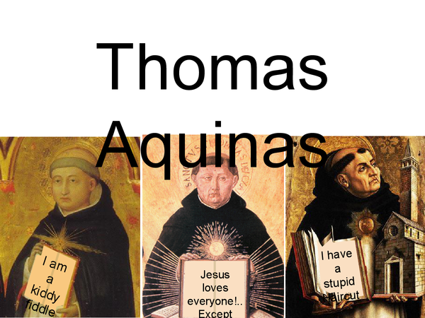 Preview of Thomas Aquinas on Morals