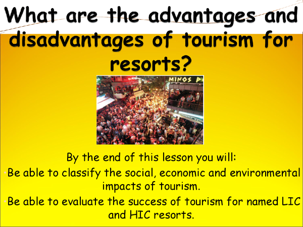 Preview of Tourism