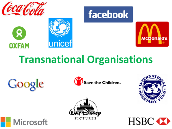 Preview of Transnational Organisations