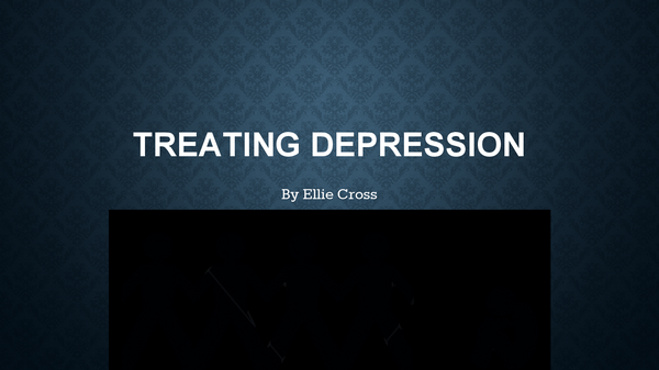 Preview of Treating depression
