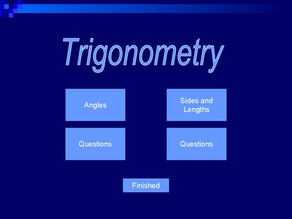 Preview of Trigonometry