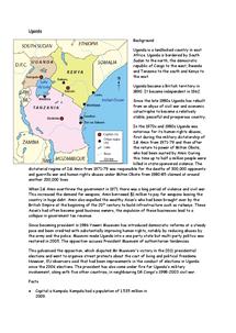 Preview of Uganda