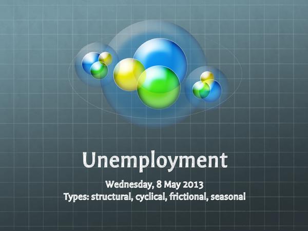 Preview of Unemployment recap