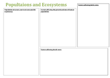Preview of Unit 4- Revision guide