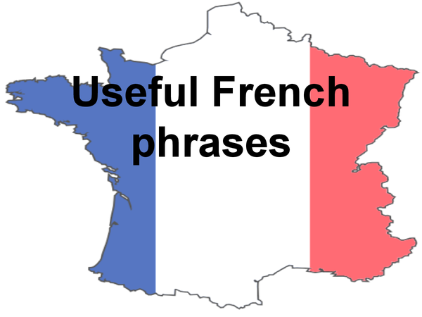 Preview of Useful French phrases and revision