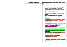 Preview of Very Detailed Notes on Globalisation. Mind Maps, AS Edexcel Geography