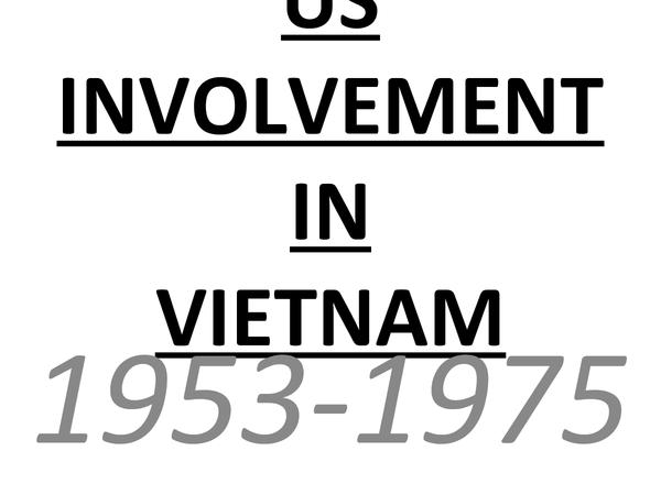 Preview of VIETNAM WAR (1953-1975)