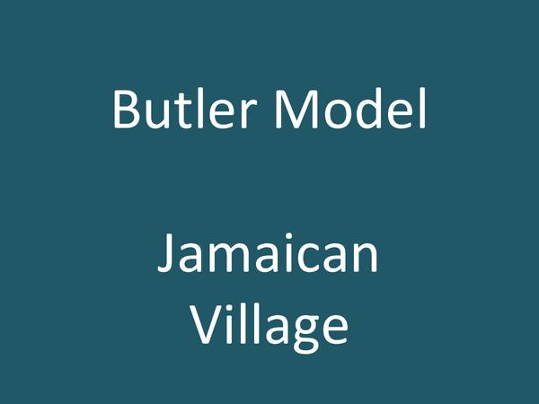 Preview of Village Development - Butler Model