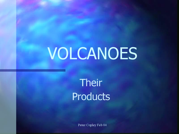 Preview of volcanic_products
