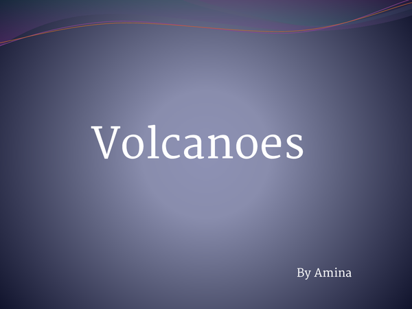 Preview of Volcanoes + Case Study (Montserrat)
