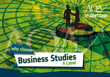 Preview of Why choose A-level Business Studies - AQA guide