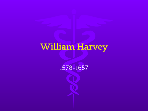 Preview of William Harvey