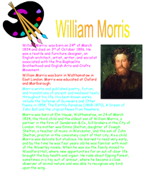 Preview of William morris