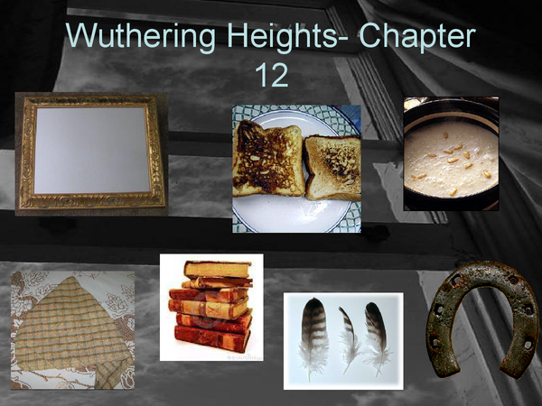 Preview of Wuthering Heights- Chapter 12