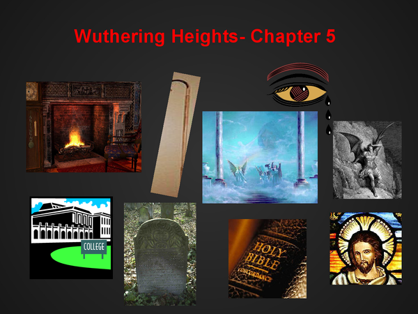 Preview of Wuthering Heights - Chapter 5
