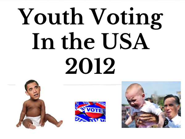 Preview of Youth Voting in Us elections (+2012 stats)